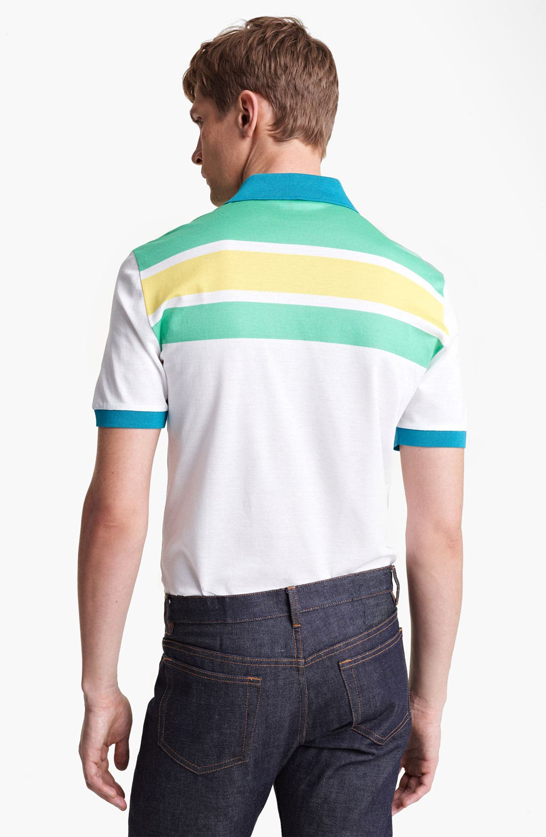 Alternate Image 2  - Salvatore Ferragamo Polo