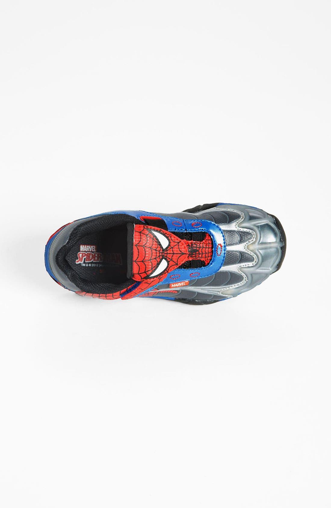 Alternate Image 3  - Stride Rite 'Spidey Sense' Sneaker (Toddler & Little Kid)