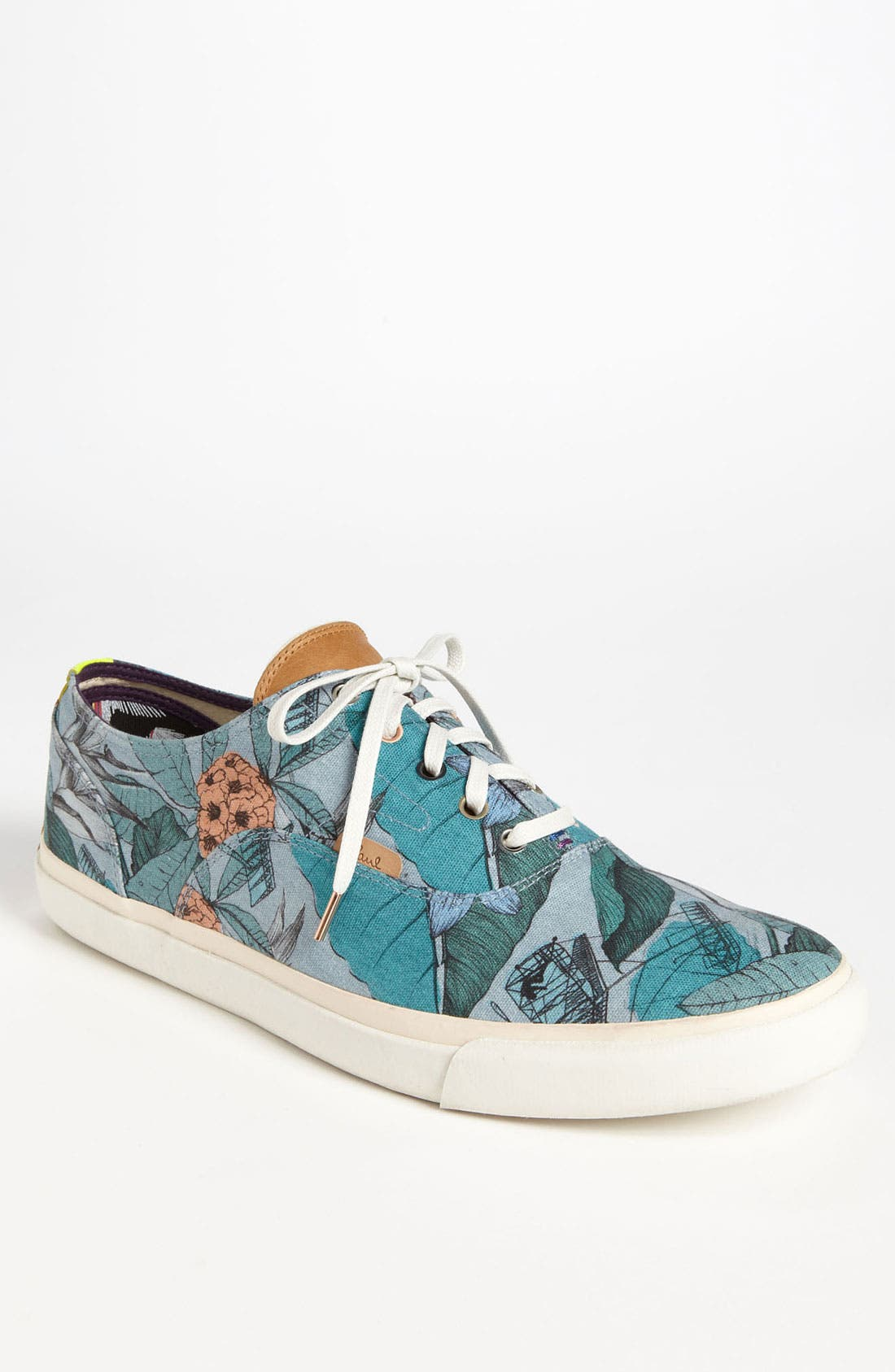 Alternate Image 1 Selected - Paul Smith 'Balfour' Print Sneaker