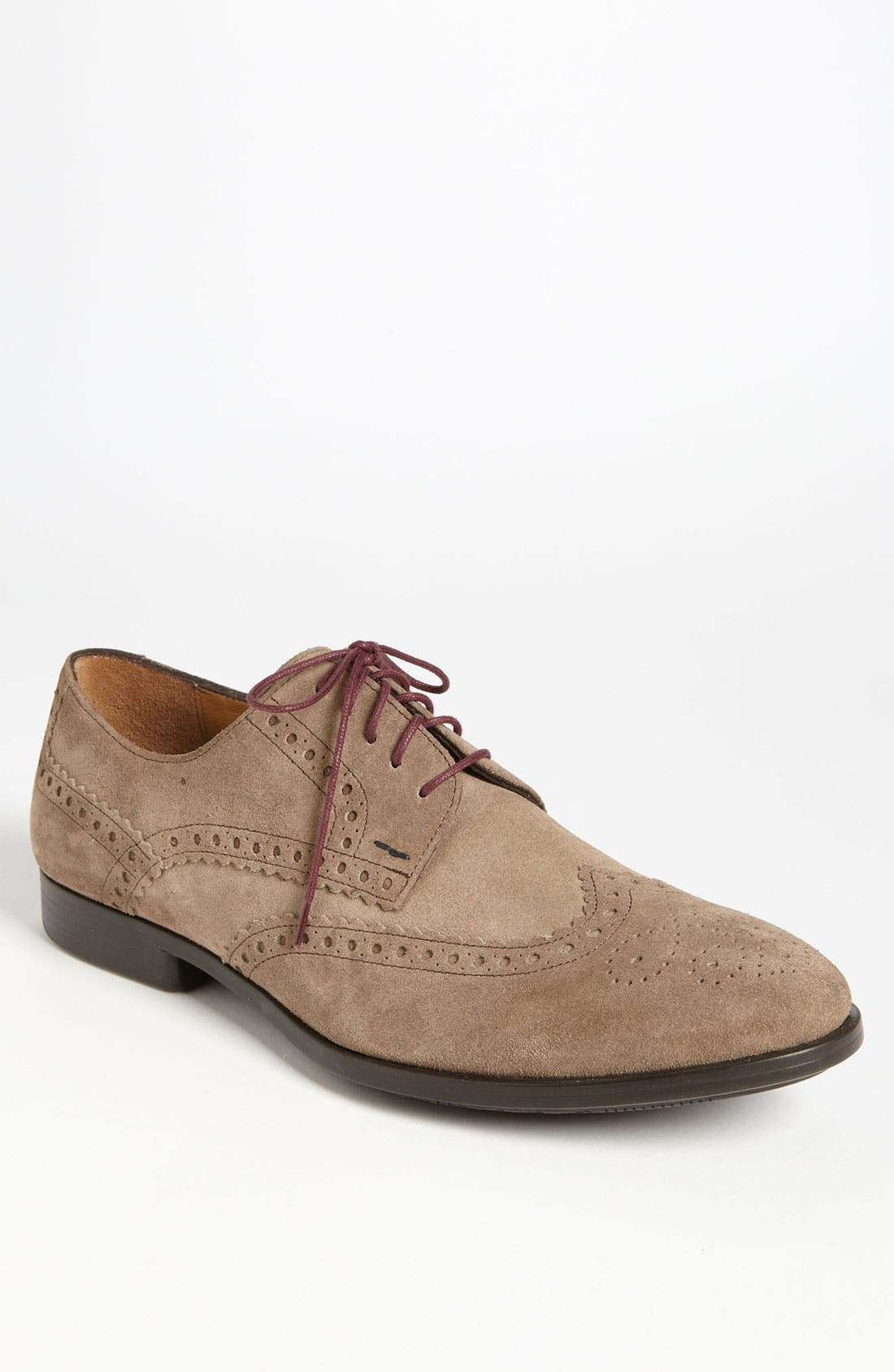 Alternate Image 1 Selected - Paul Smith 'Panorama' Suede Wingtip