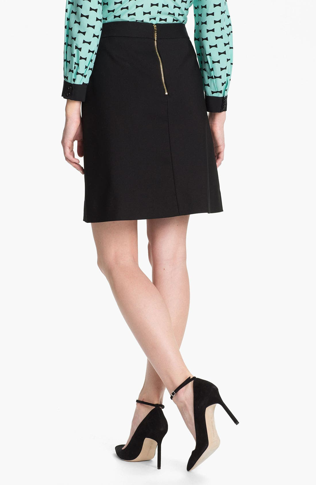 Alternate Image 2  - kate spade new york 'anita' skirt