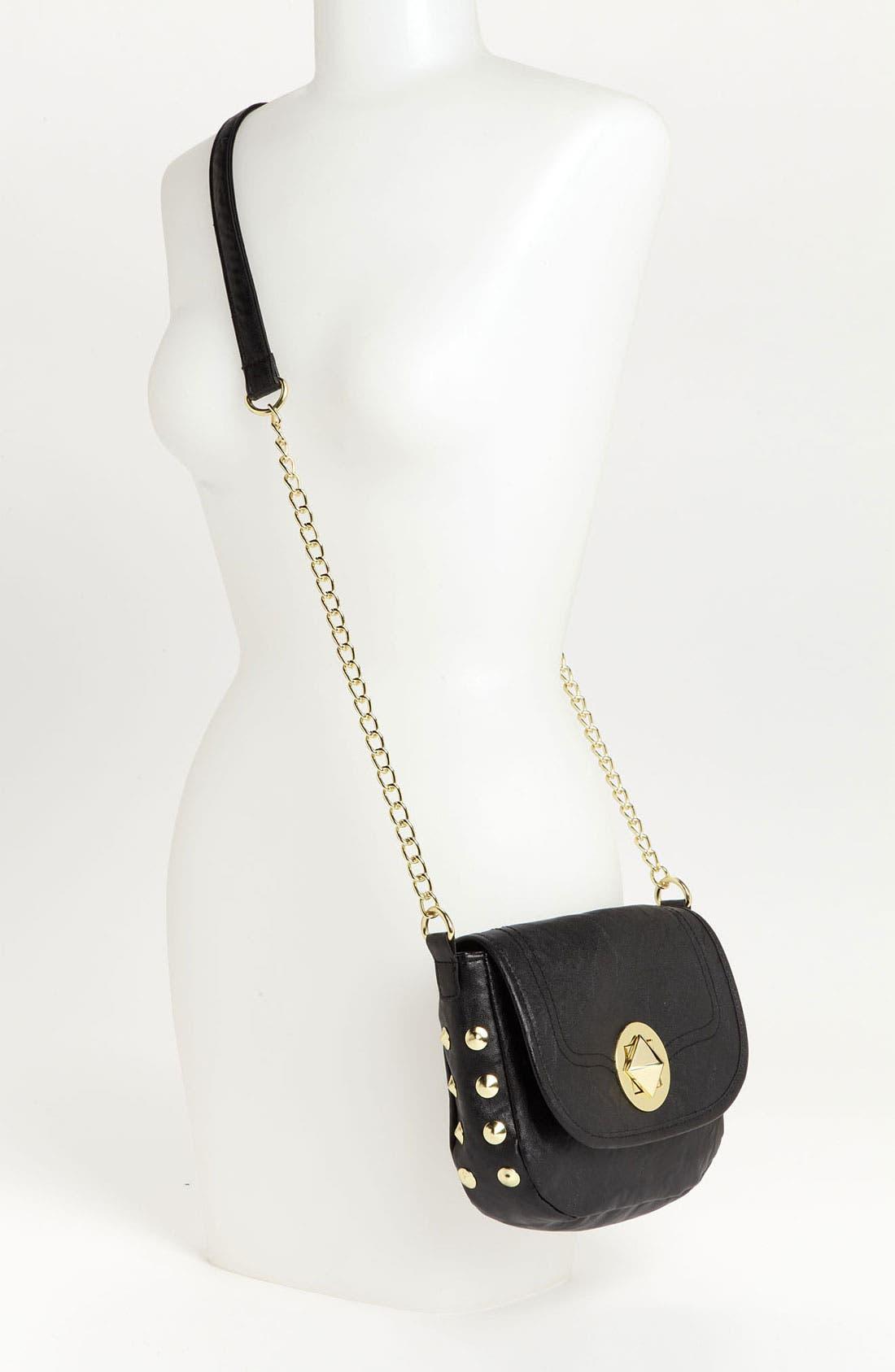 Alternate Image 2  - Lulu Studded Crossbody Bag