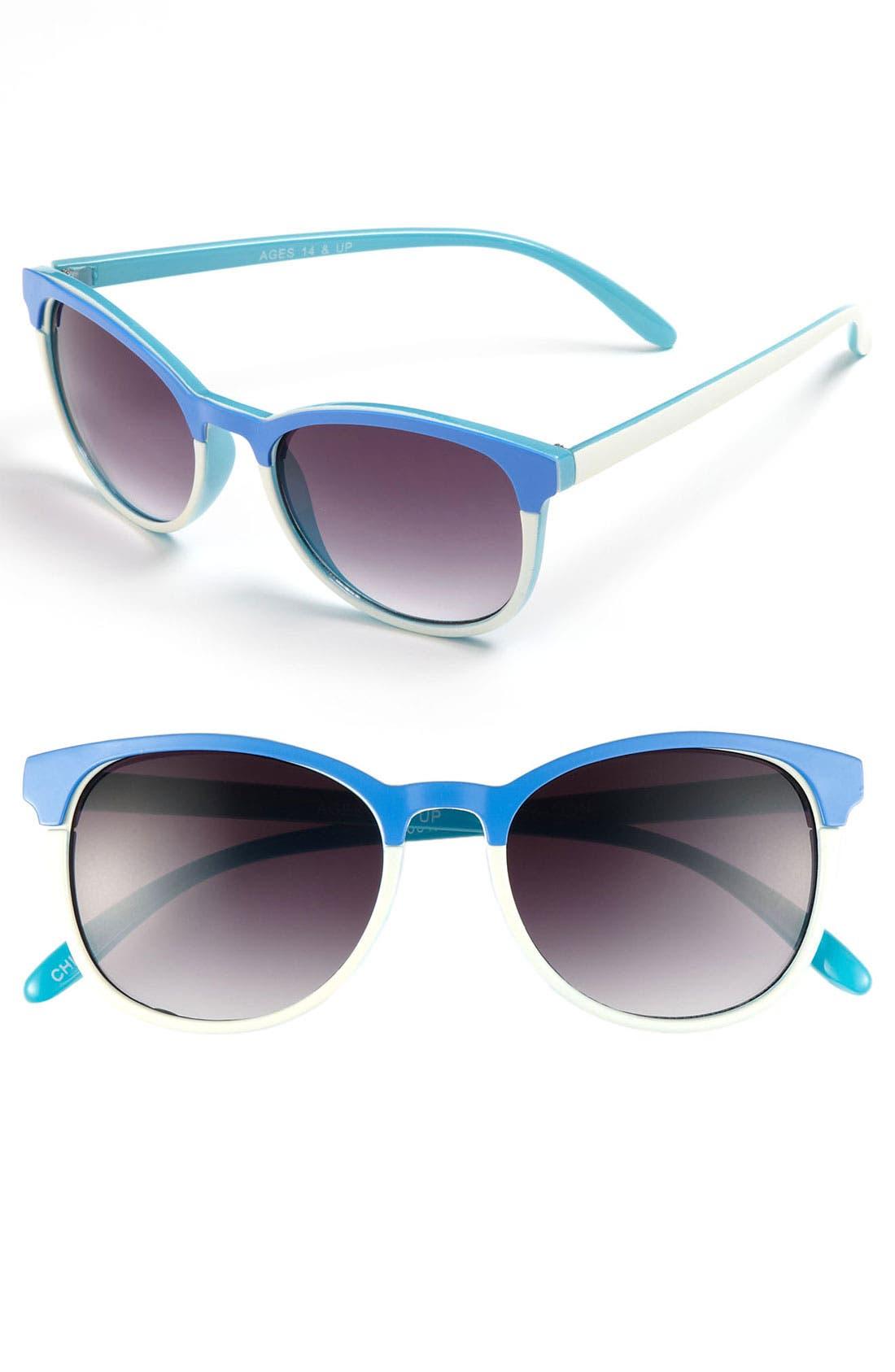 Alternate Image 1 Selected - FE NY 'Kickstart' Sunglasses