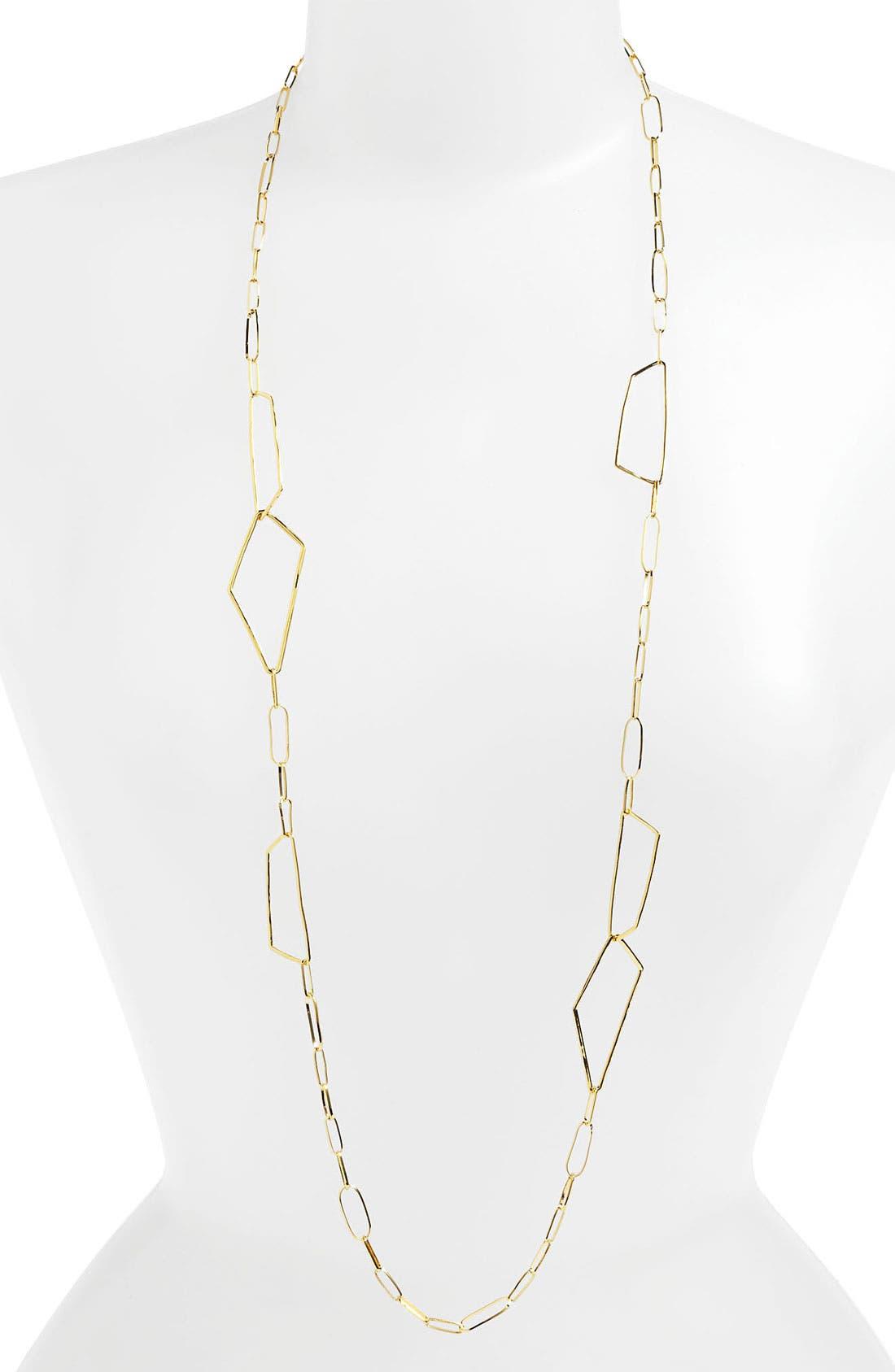 Alternate Image 1 Selected - Alexis Bittar 'Miss Havisham - New Wave' Long Link Necklace
