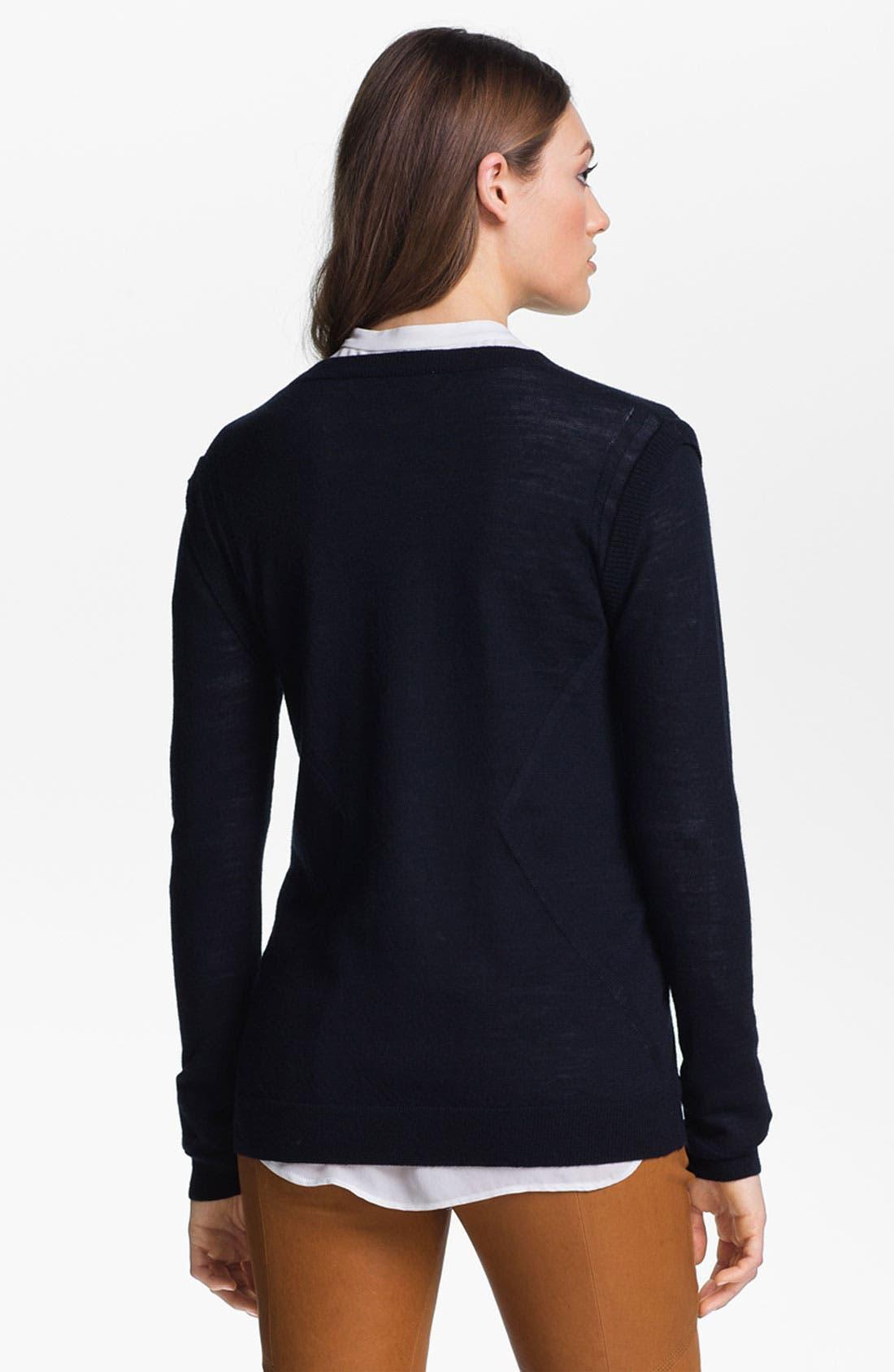 Alternate Image 3  - A.L.C. 'Crawford' Sweater