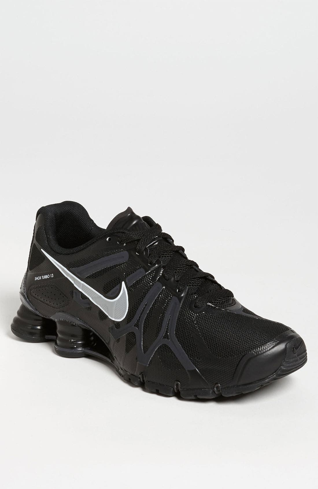 Alternate Image 1 Selected - Nike 'Shox Turbo+ 13' Running Shoe (Men)