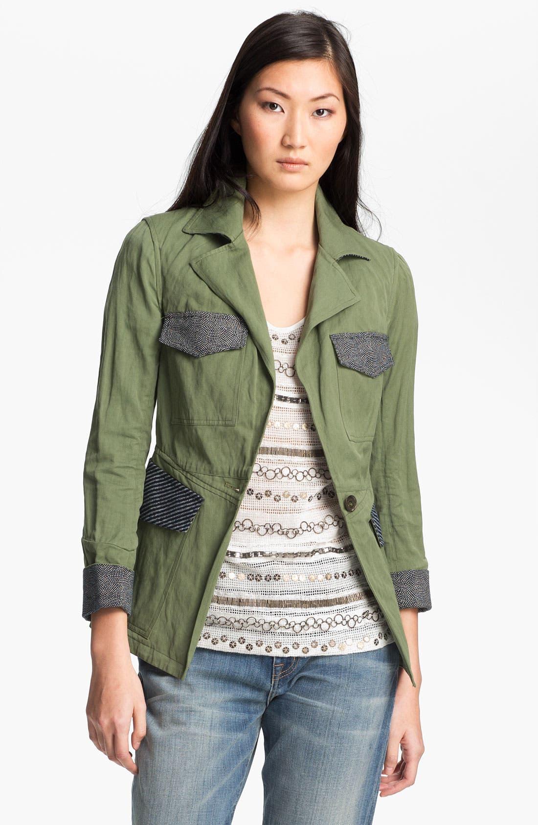 Alternate Image 1 Selected - Gryphon 'Tomboy' Jacket