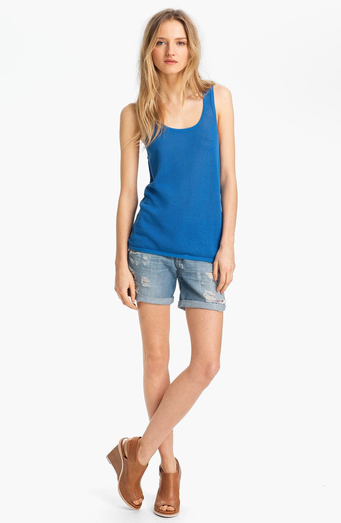 Alternate Image 3  - rag & bone/JEAN 'The Boyfriend' Shorts