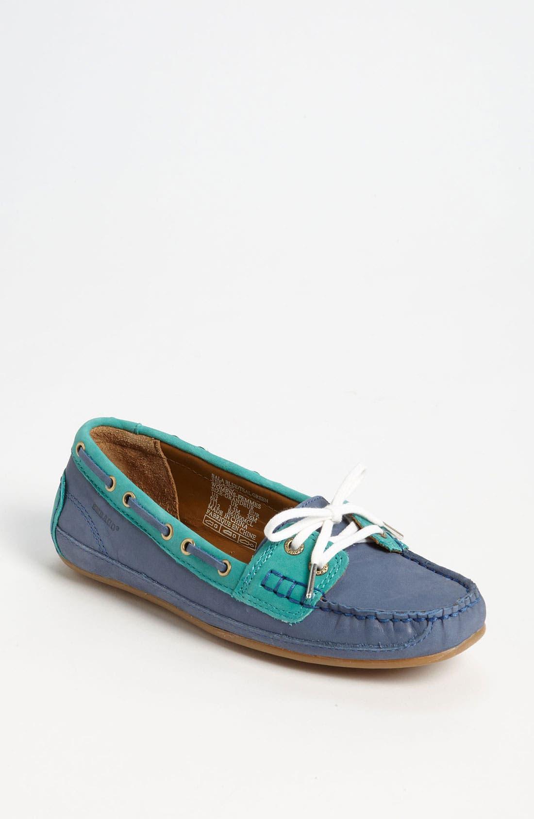 Alternate Image 1 Selected - Sebago 'Bala' Boat Shoe