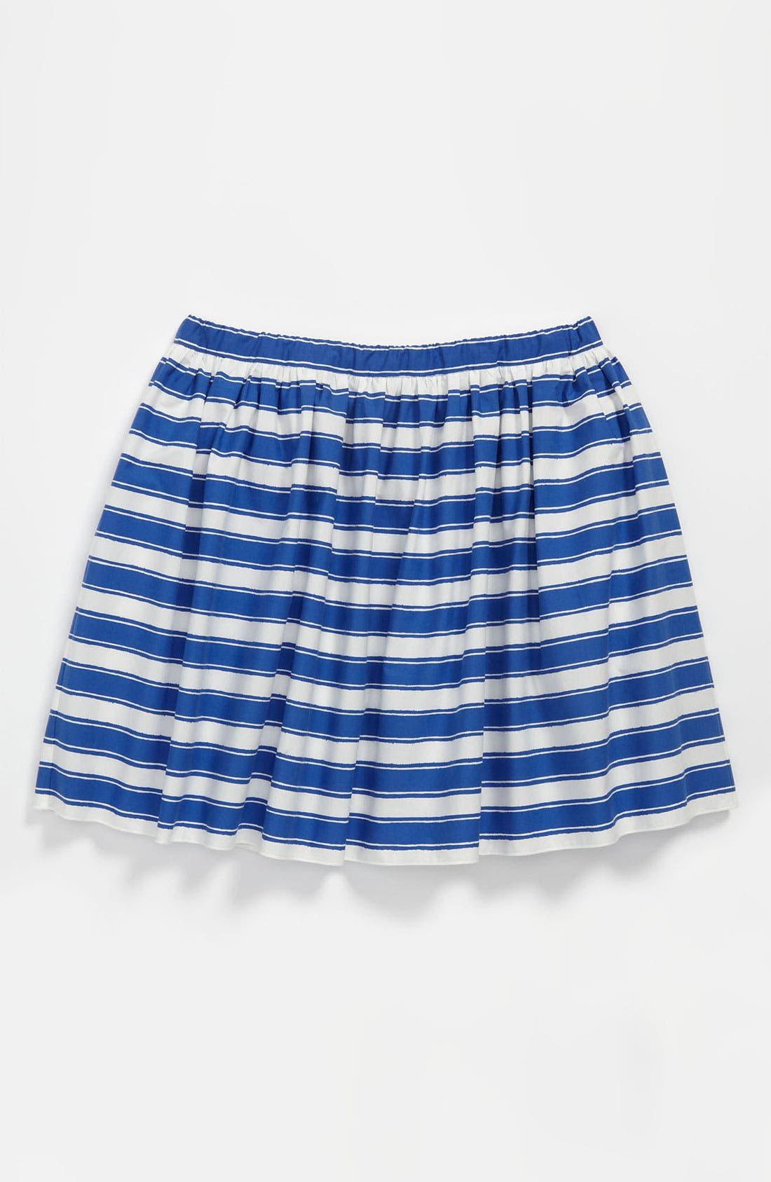 Main Image - Dolce&Gabbana Stripe Skirt (Little Girls & Big Girls)