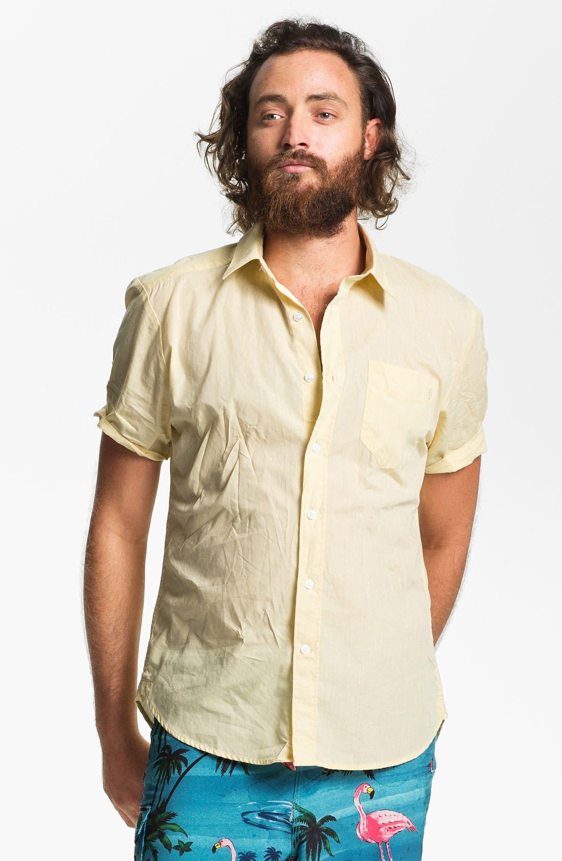 Main Image - Volcom 'Why Factor' Woven Shirt