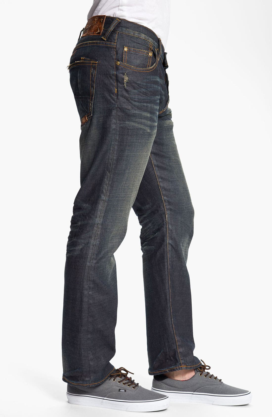 Alternate Image 3  - PRPS 'Barracuda' Straight Leg Jeans