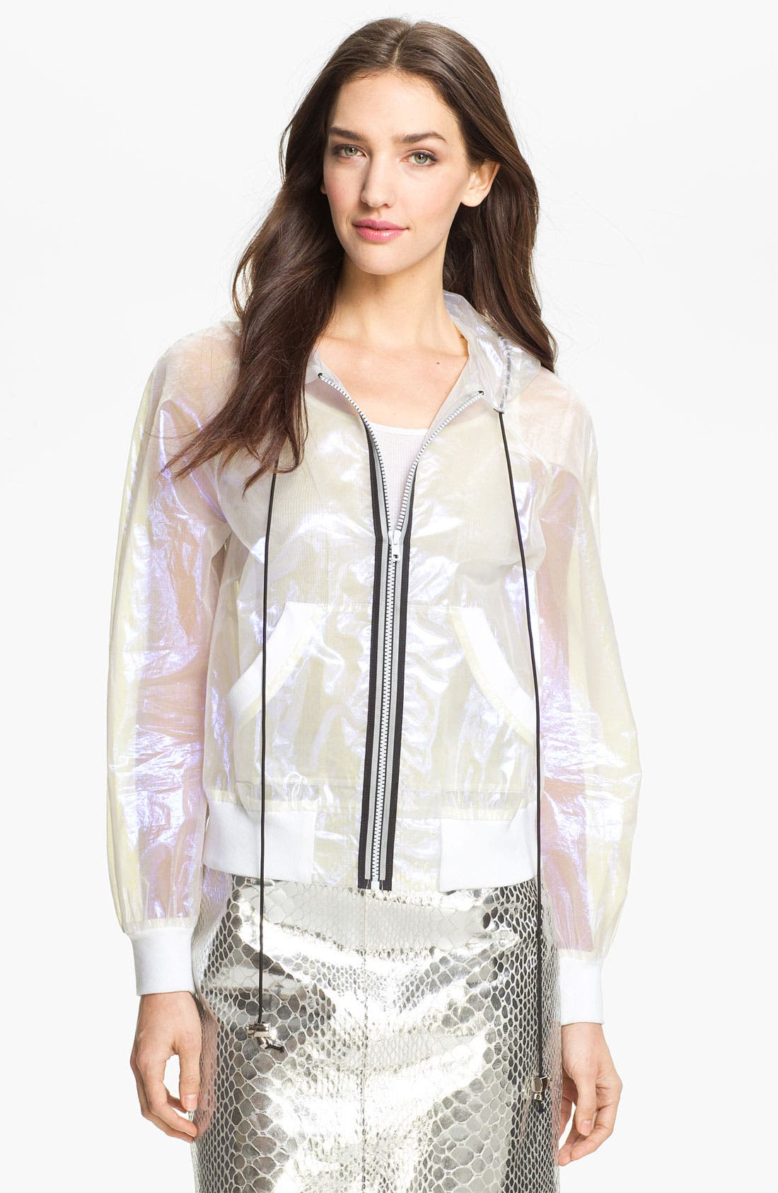 Main Image - Milly Organza Hoodie