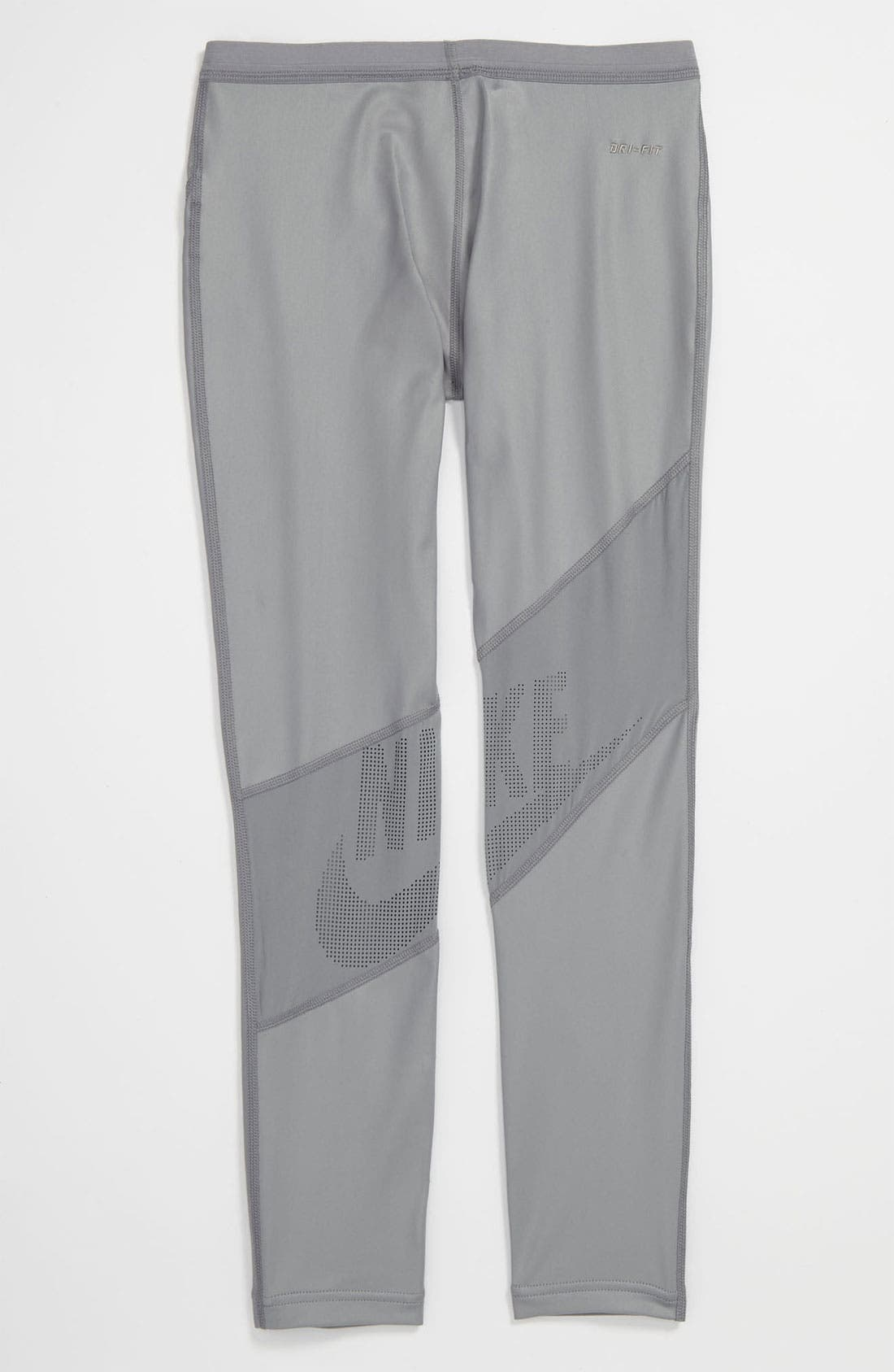 Alternate Image 2  - Nike 'RCO' Tights (Big Girls)