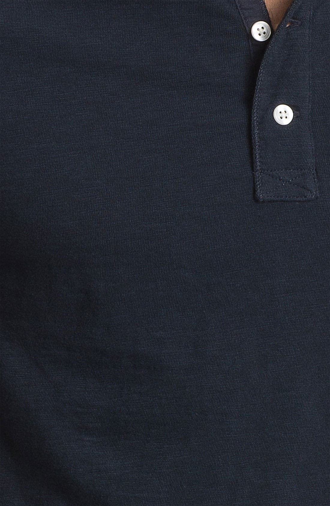 Alternate Image 3  - Vince Slubbed Cotton Henley T-Shirt