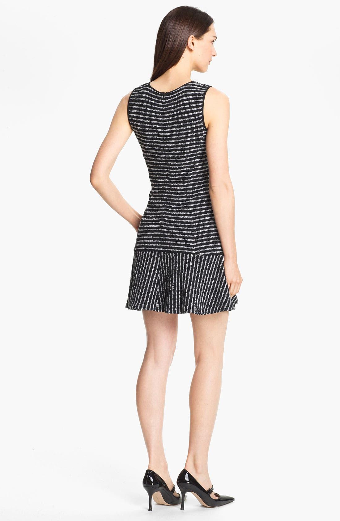 Alternate Image 2  - Theory 'Nikay' Cotton Blend A-Line Dress