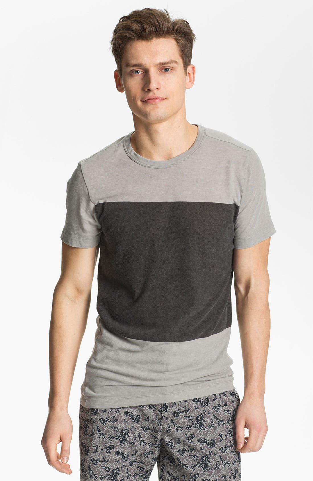 Main Image - Theory 'Andrion Biome' Crewneck T-Shirt