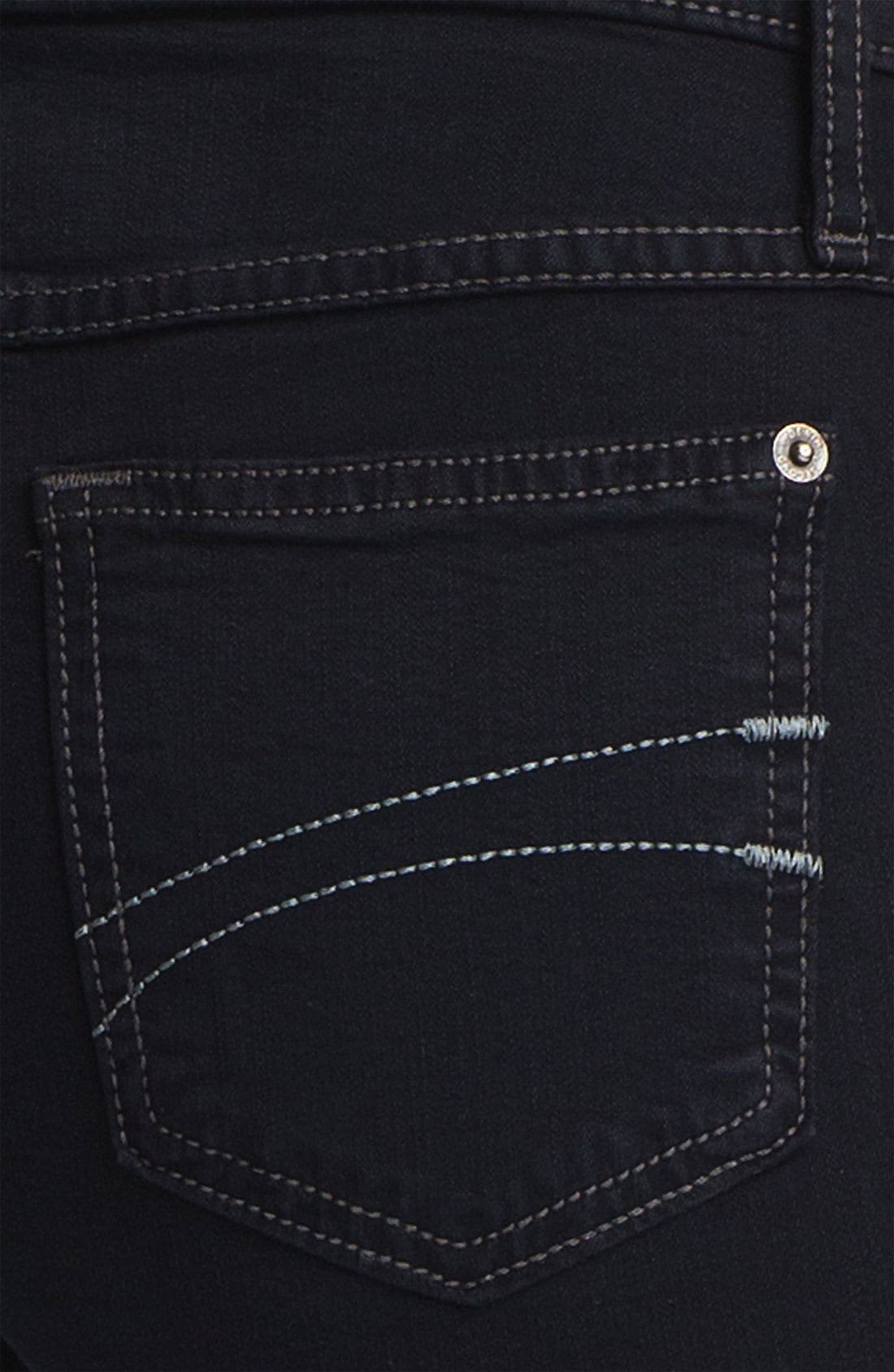 Alternate Image 3  - Yoga Jeans by Second Denim Skinny Jeans