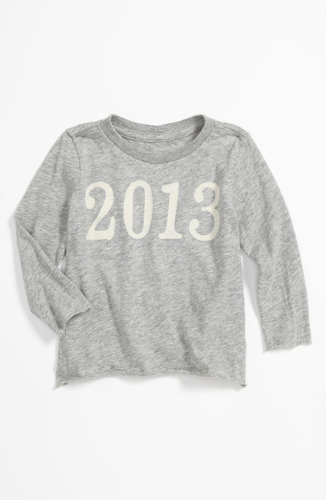 Alternate Image 1 Selected - Peek 'Little Peanut - 2013' T-Shirt (Baby)