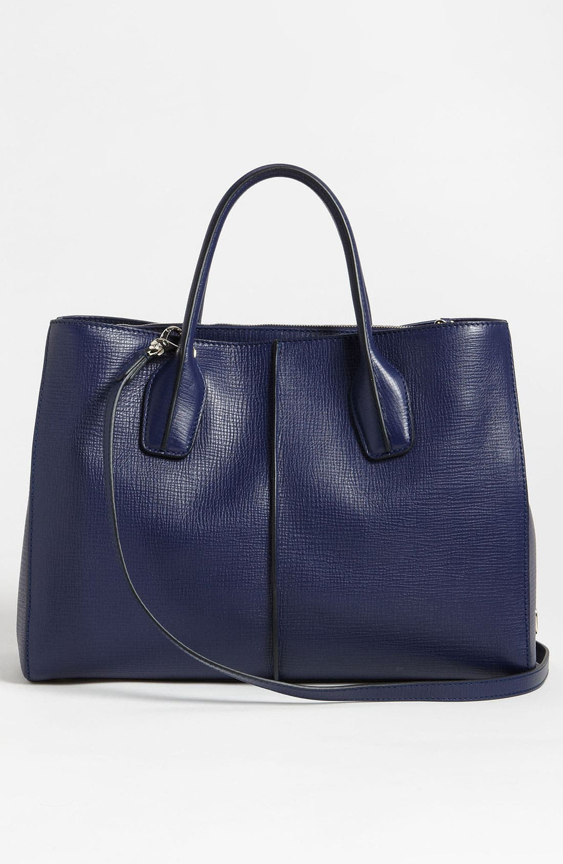 Alternate Image 4  - Tod's 'D-Styling - Medium' Leather Shopper