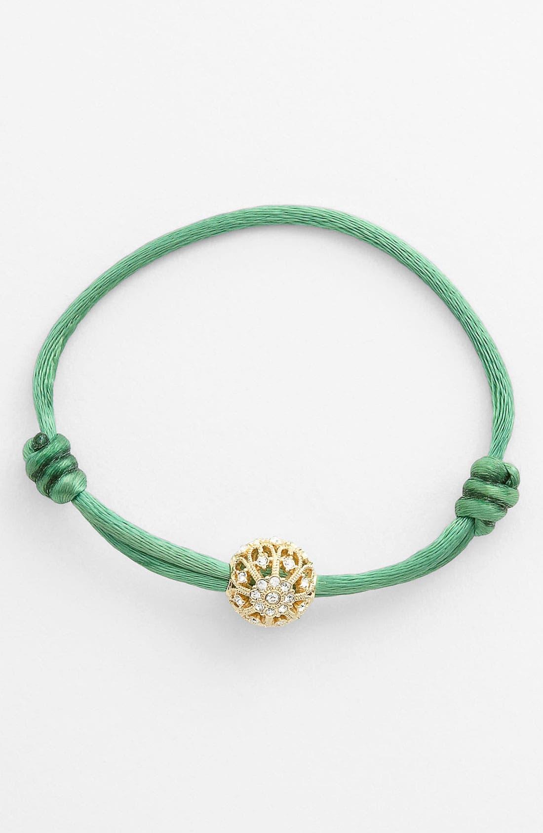 Alternate Image 1 Selected - Nadri Cord Charm Bracelet (Nordstrom Exclusive)