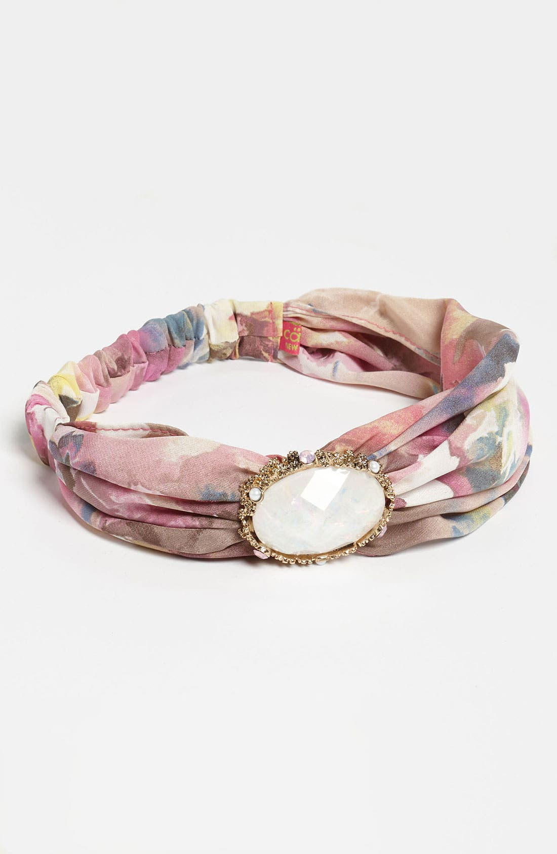 Main Image - Cara 'Opalescent Dream' Head Wrap