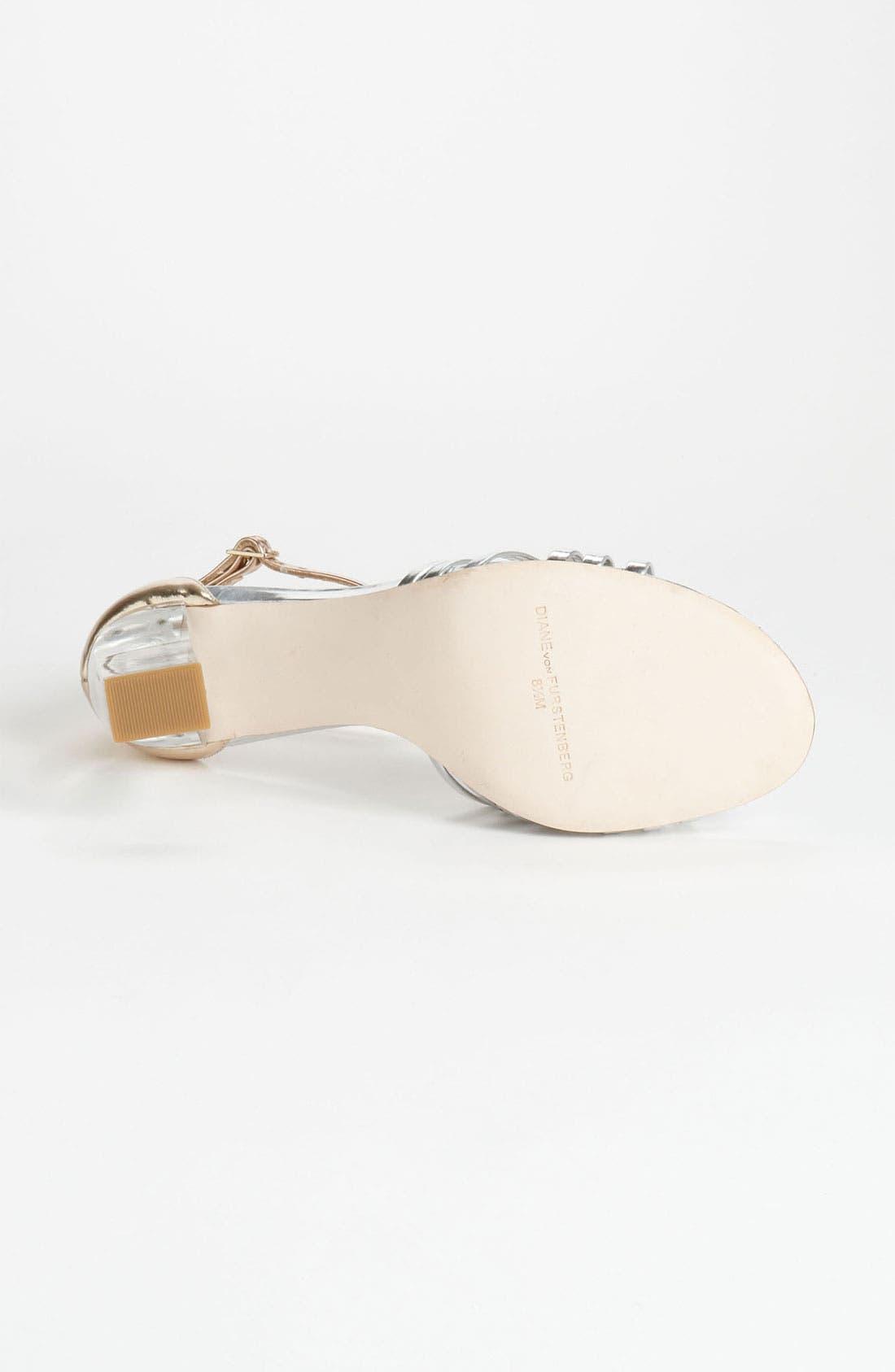 Alternate Image 4  - Diane von Furstenberg 'Priene' Sandal (Online Only)