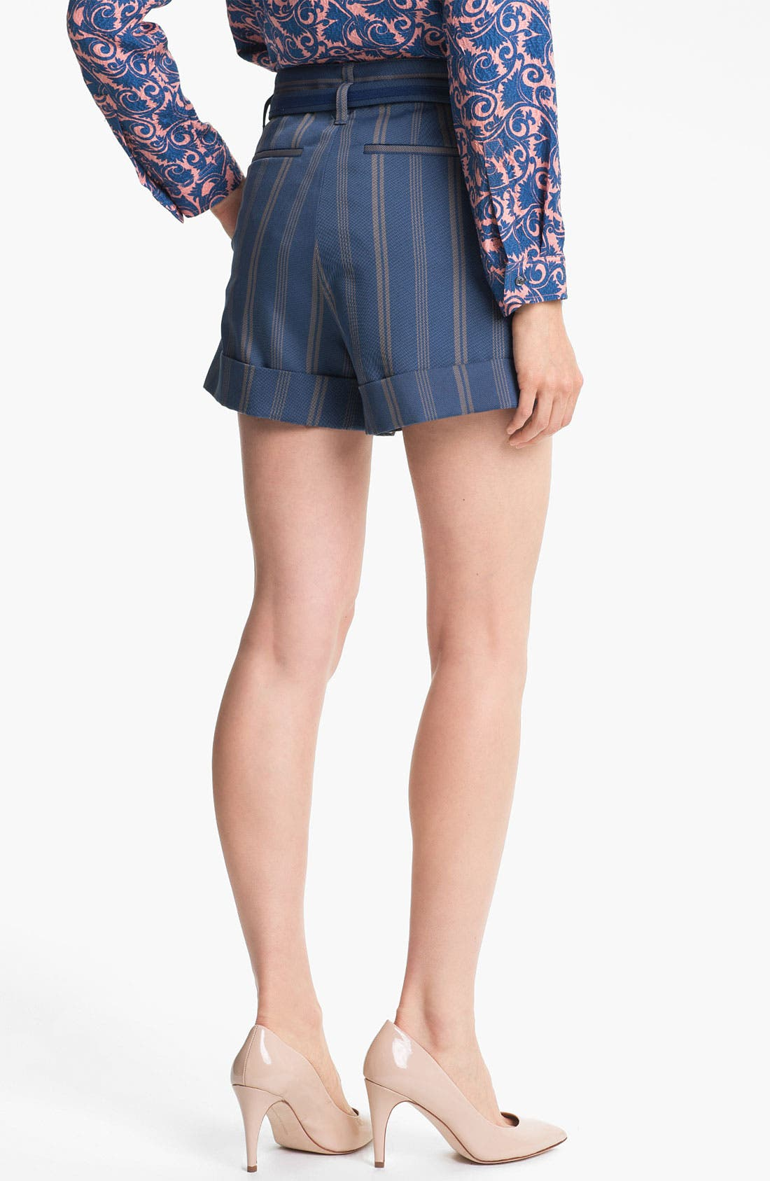 Alternate Image 2  - MARC BY MARC JACOBS 'Turner' Wide Leg Shorts