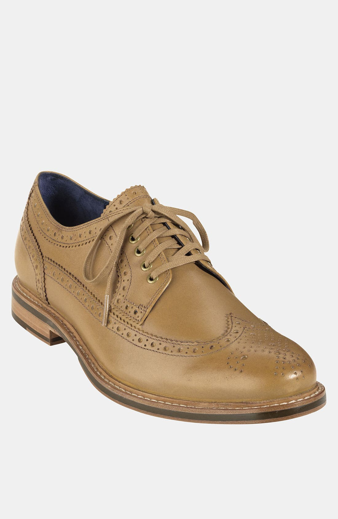 Alternate Image 1 Selected - Cole Haan 'Cooper Square' Longwing Derby
