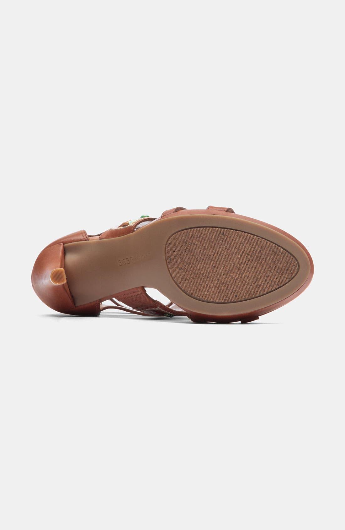 Alternate Image 4  - BCBGeneration 'Madria' Sandal
