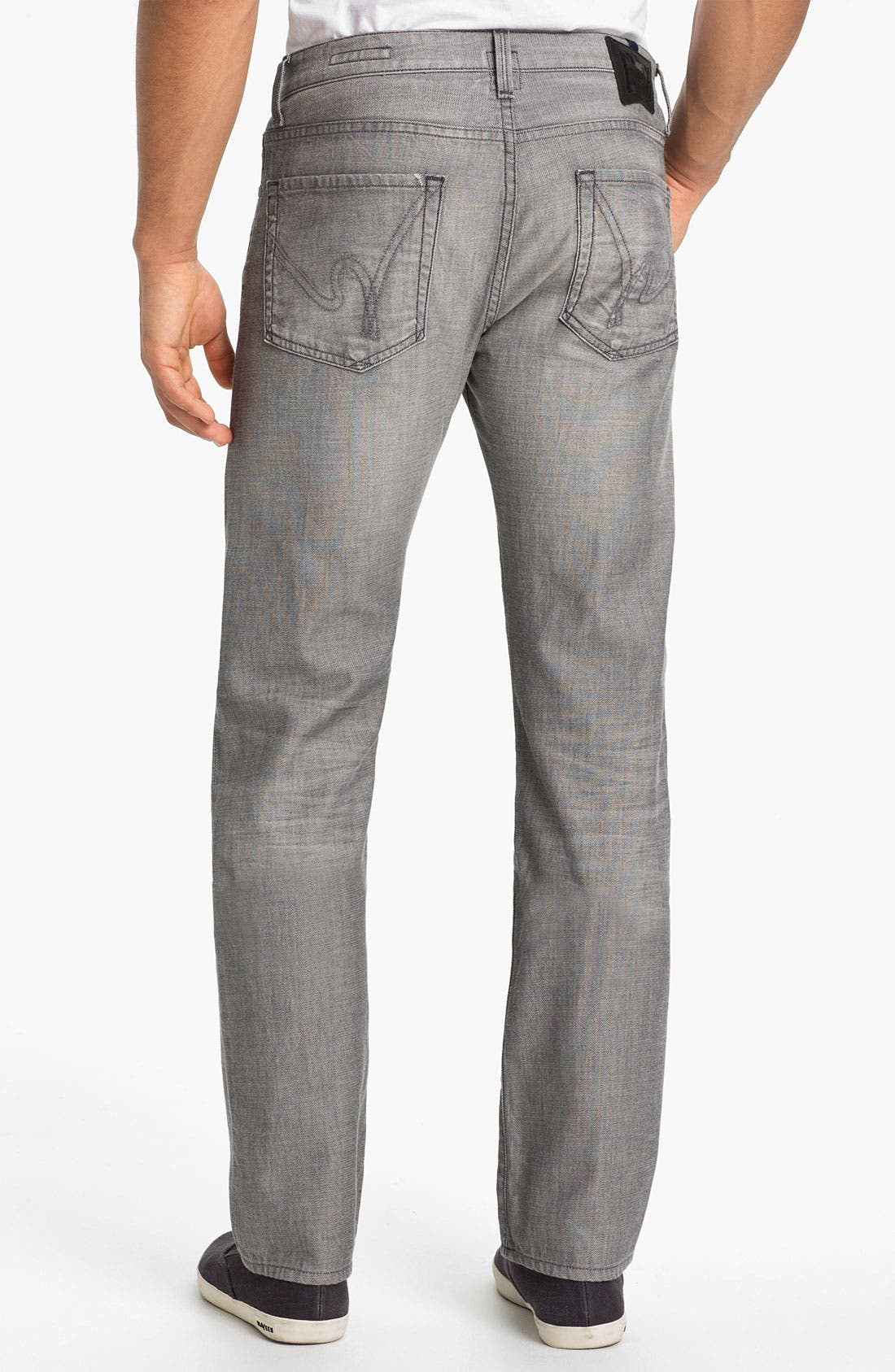 Alternate Image 2  - Citizens of Humanity 'Sid' Straight Leg Jeans (Akis)