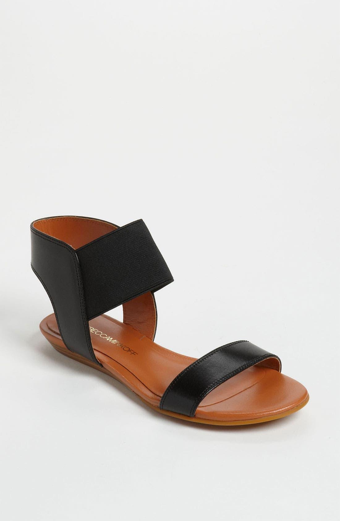 Alternate Image 1 Selected - Rebecca Minkoff 'Bazzle' Sandal (Online Only)