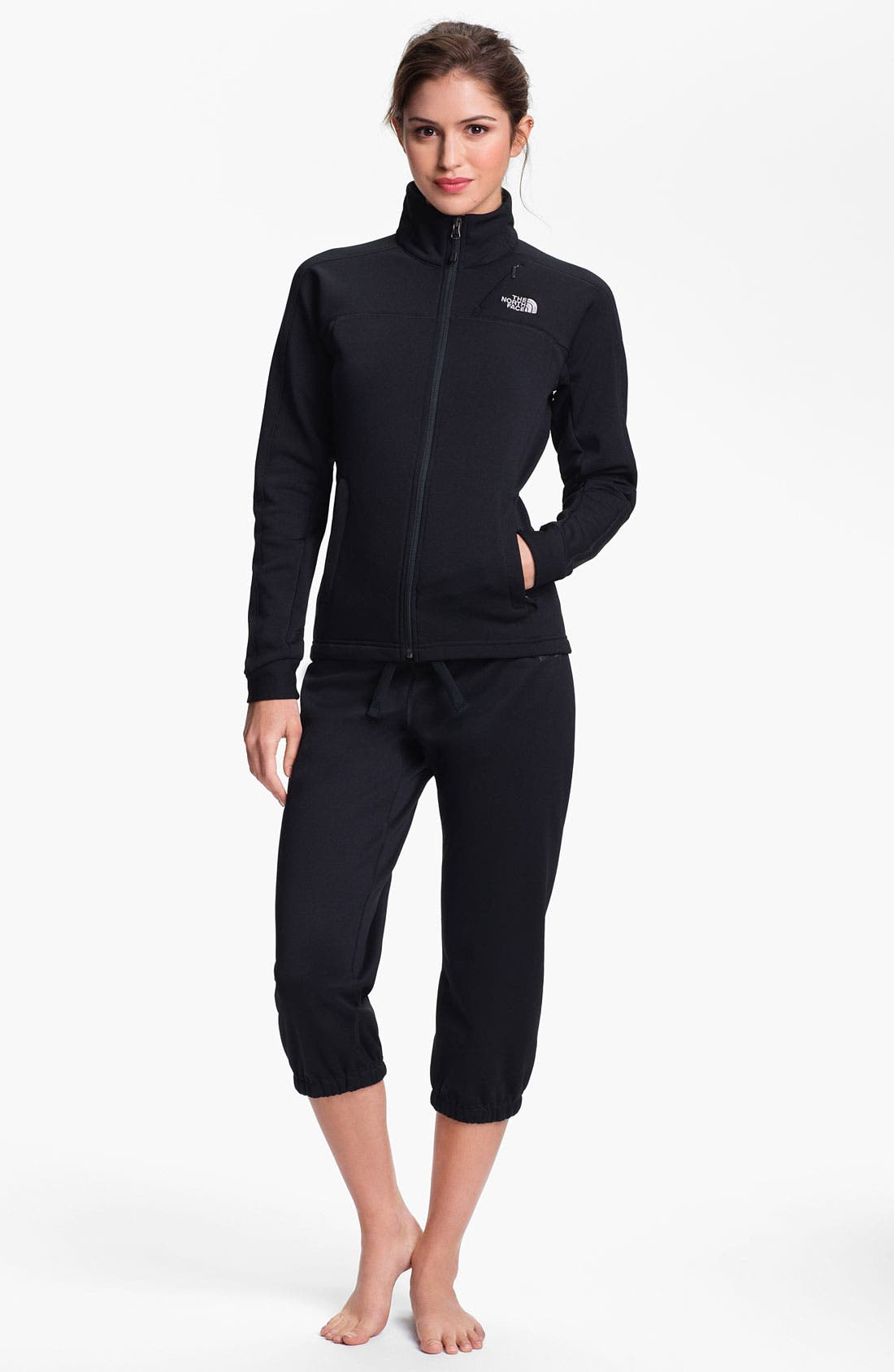 Alternate Image 3  - The North Face 'Fave-Our-Ite' Capri Sweatpants