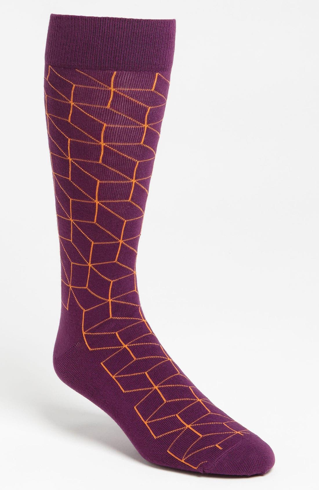 Main Image - Happy Socks 'Optic' Socks