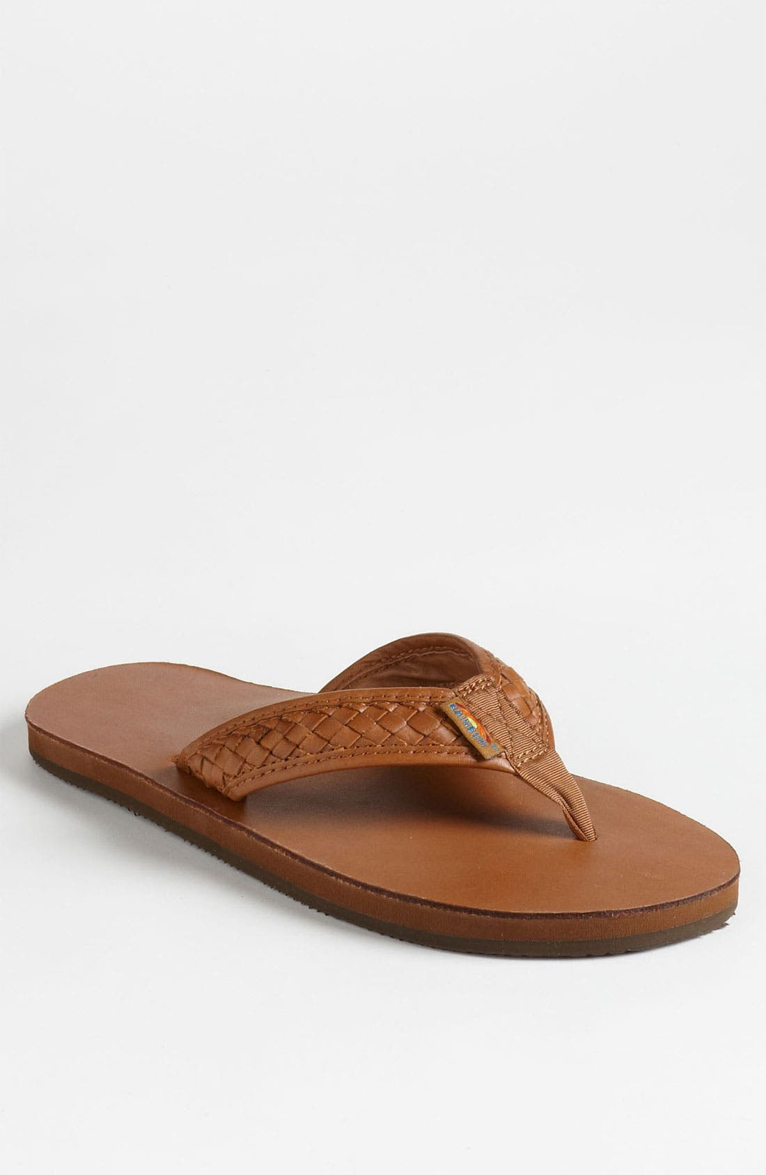 Alternate Image 1 Selected - Rainbow 'Bentley' Flip Flop (Men)