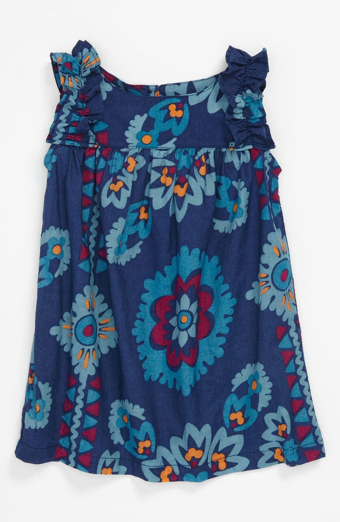 Main Image - Tea Collection 'Limpopo' Dress (Infant)