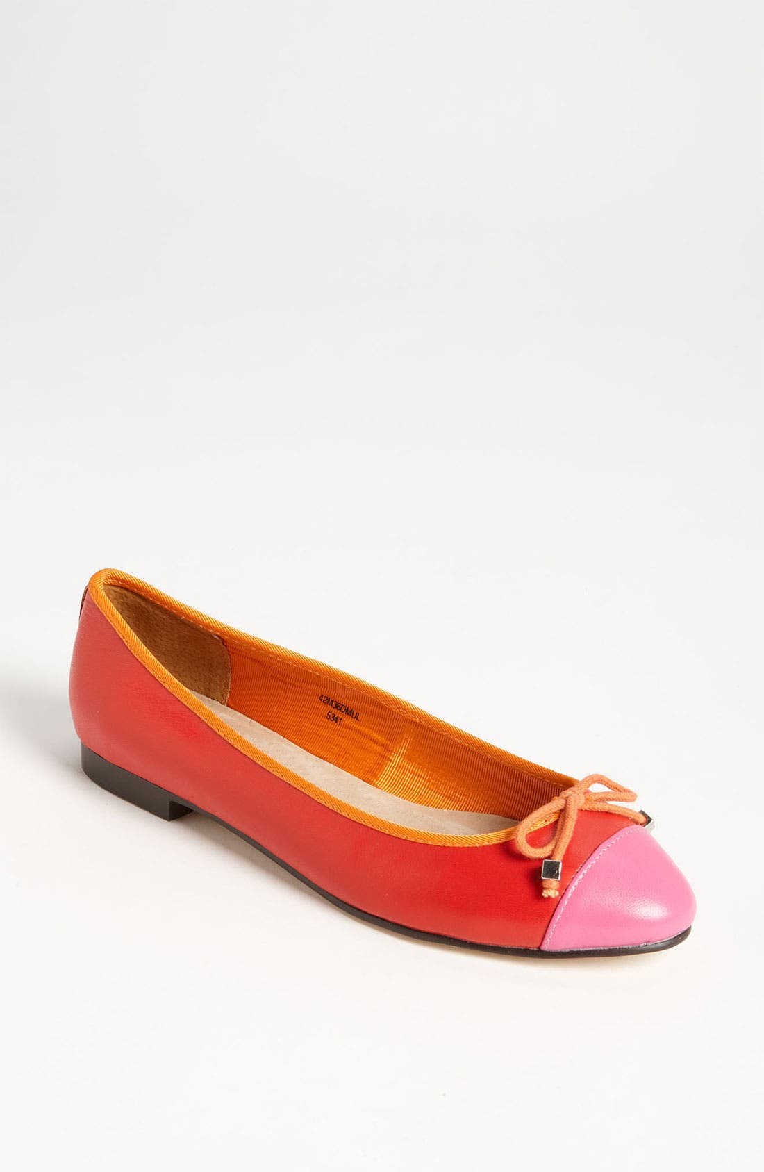 Alternate Image 1 Selected - Topshop 'Milano' Ballerina