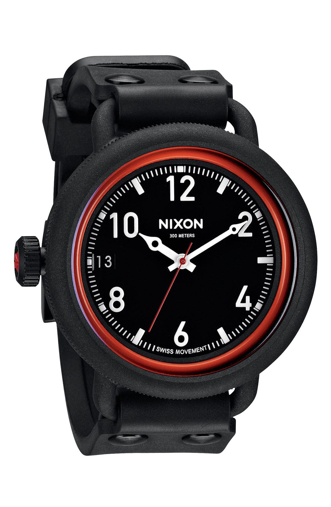 Main Image - Nixon 'The October' Watch, 48mm