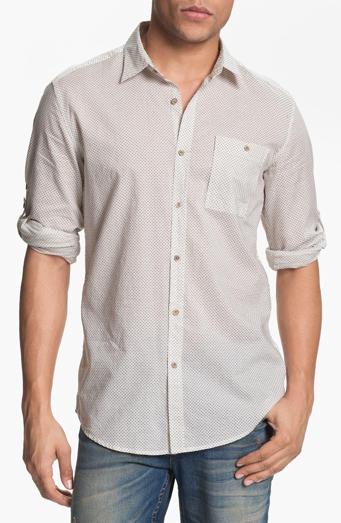 Main Image - Antony Morato Woven Shirt