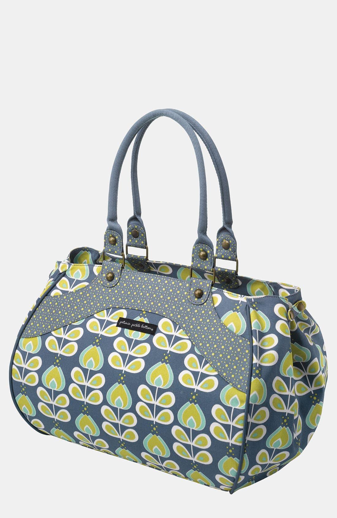 Alternate Image 1 Selected - Petunia Pickle Bottom 'Wistful' Diaper Bag