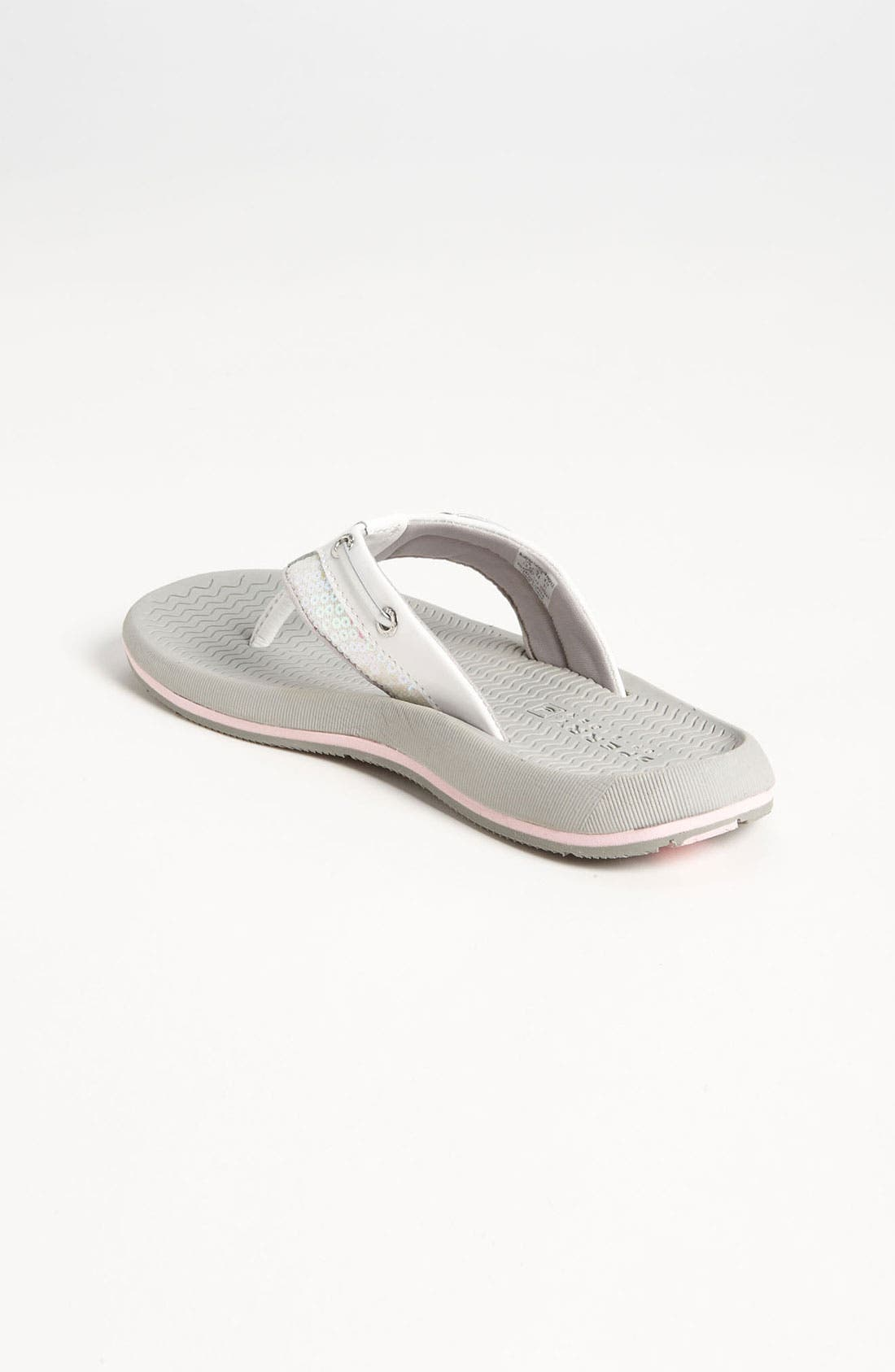 Alternate Image 2  - Sperry Top-Sider® 'Bluefish' Thong Sandal (Toddler, Little Kid & Big Kid)