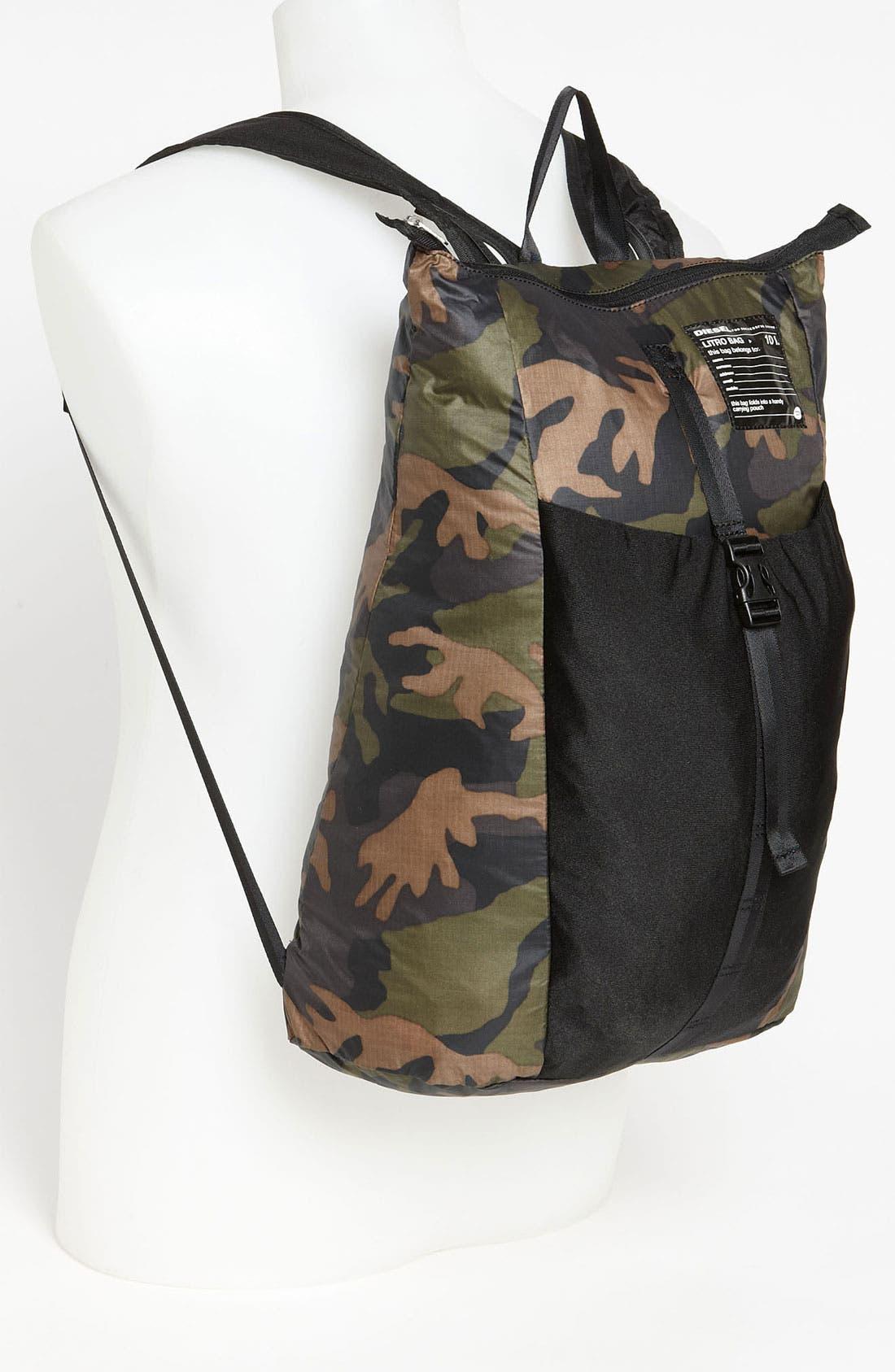 Alternate Image 4  - DIESEL® 'Litro' Backpack