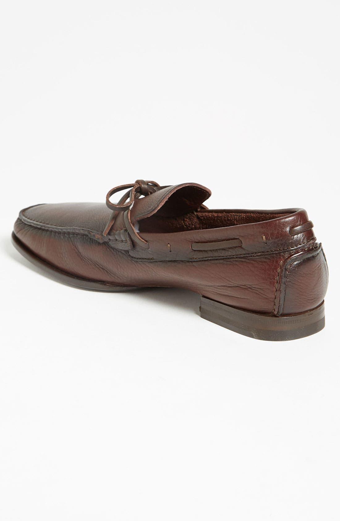 Alternate Image 2  - Santoni 'Tennant' Loafer