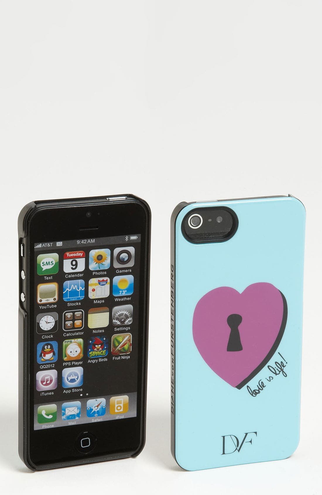 Alternate Image 1 Selected - Diane von Furstenberg iPhone 5 Case