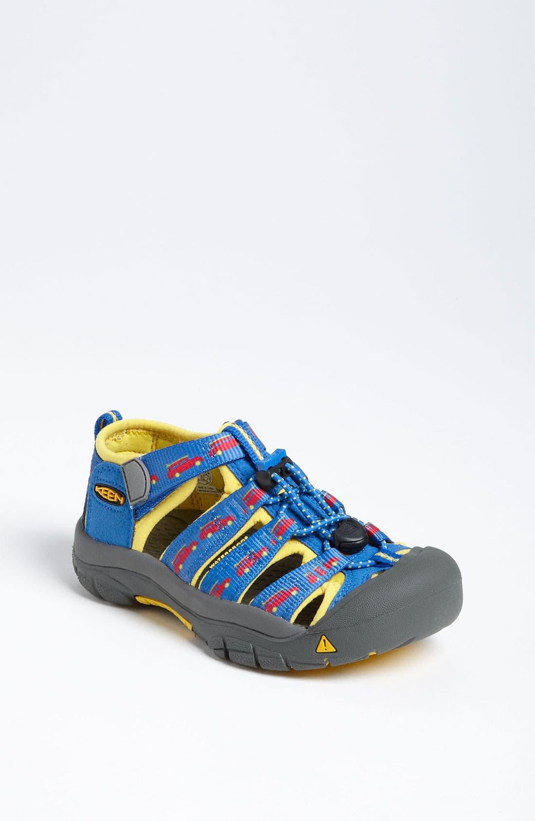 Alternate Image 1 Selected - Keen 'Newport H2' Sandal (Toddler & Little Kid)
