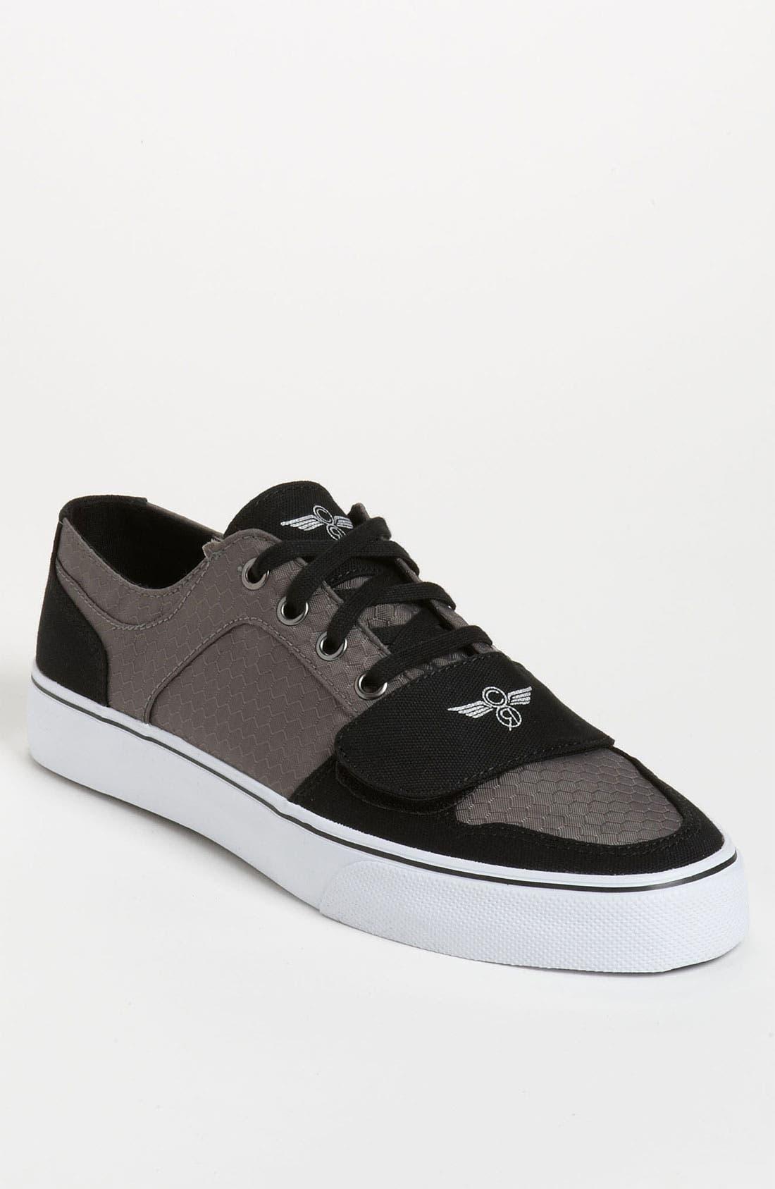 'Cesario Lo VXI' Sneaker,                             Main thumbnail 1, color,                             Gunmetal Hexagon