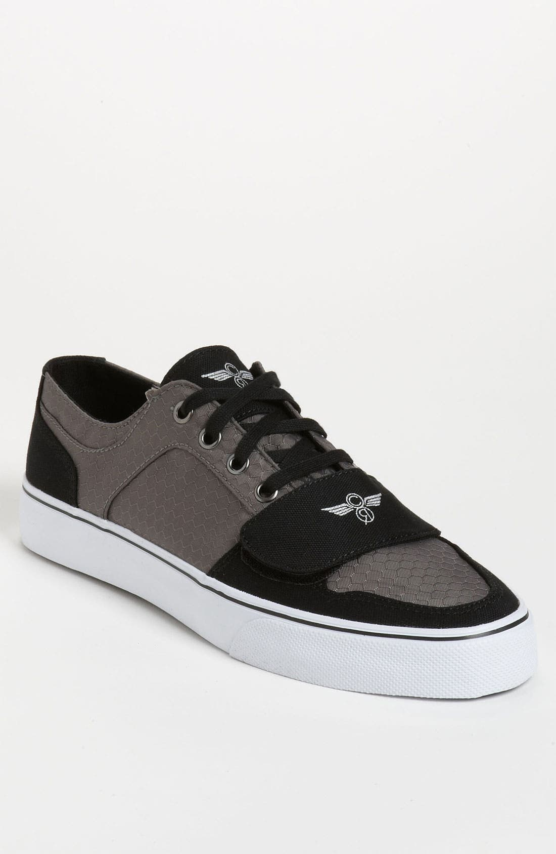 'Cesario Lo VXI' Sneaker,                         Main,                         color, Gunmetal Hexagon