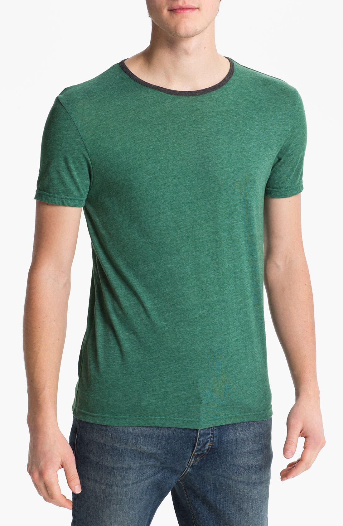 Main Image - Topman Marled T-Shirt
