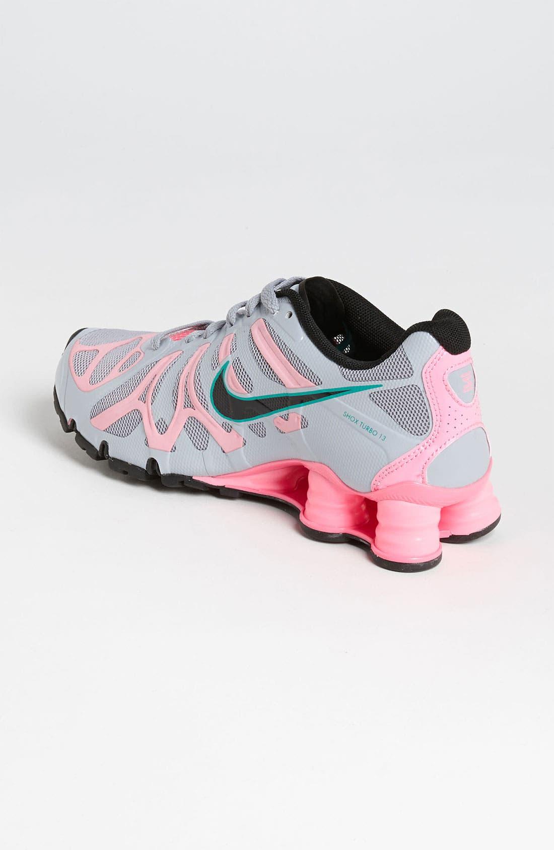 Alternate Image 3  - Nike 'Shox Turbo+ 13' Running Shoe (Women)
