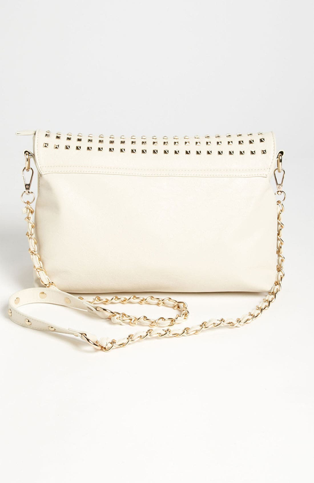 Alternate Image 4  - NB Handbags Studded Convertible Crossbody (Juniors)